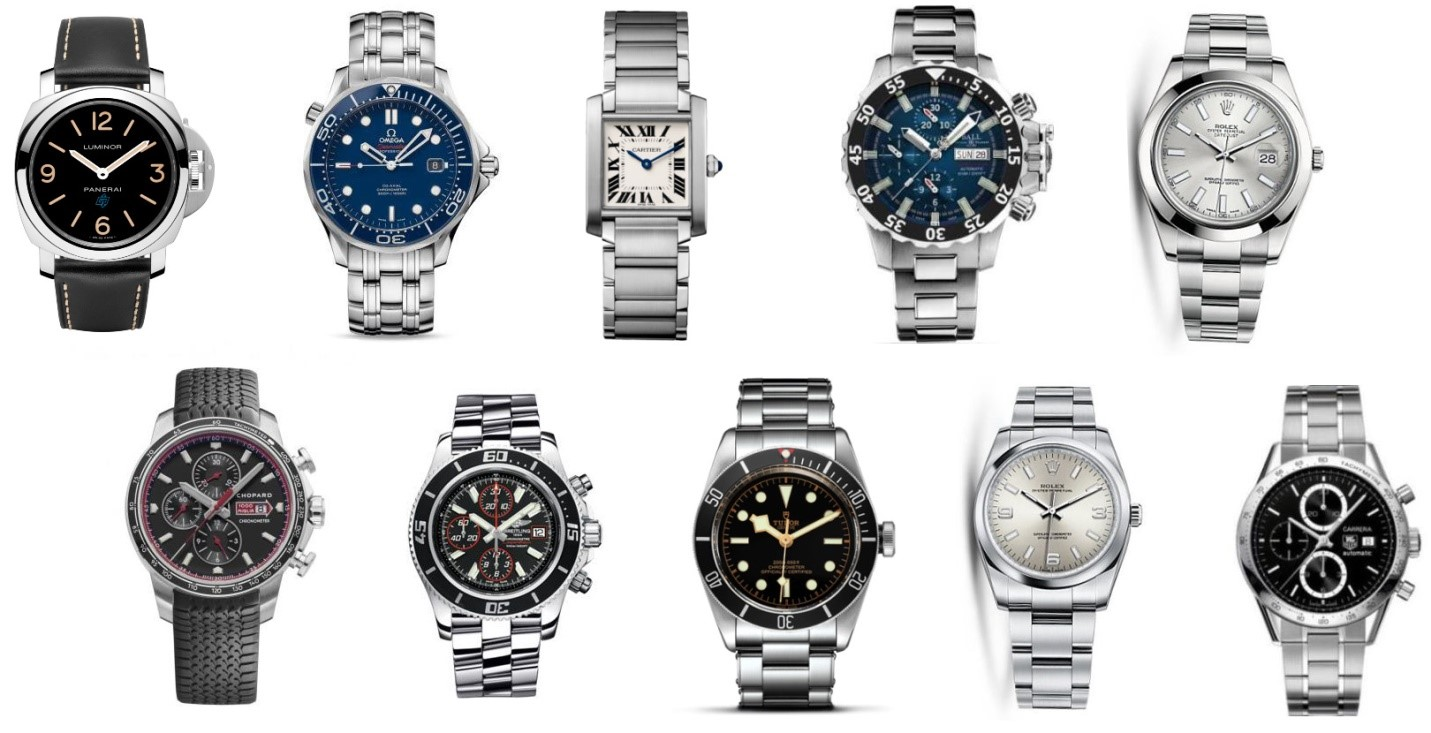 TOP 10 WATCHES UNDER $3000 FOR 2019 Chronoexpert