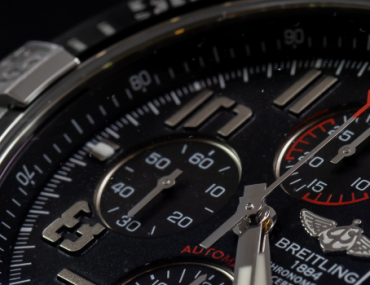 luxury breitling watch