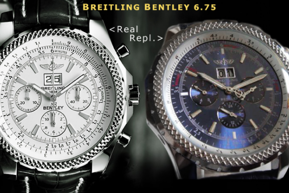 real vs fake breitling. Black Bedroom Furniture Sets. Home Design Ideas