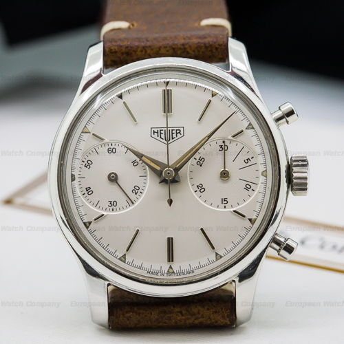 9e1290a4999c TAG Heuer Vintage Pre-carrera Steel for sale for  7