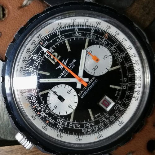 026b4970d Breitling Mens Chrono-Matic Chronograph Steel for sale for $3,450 ...