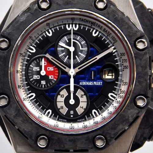 Audemars Piguet Mens Royal Oak Offshore Royal Oak Offshore Platinum