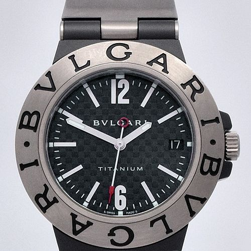 e285003f320 Bvlgari Mens Diagono Titanium for sale for  1